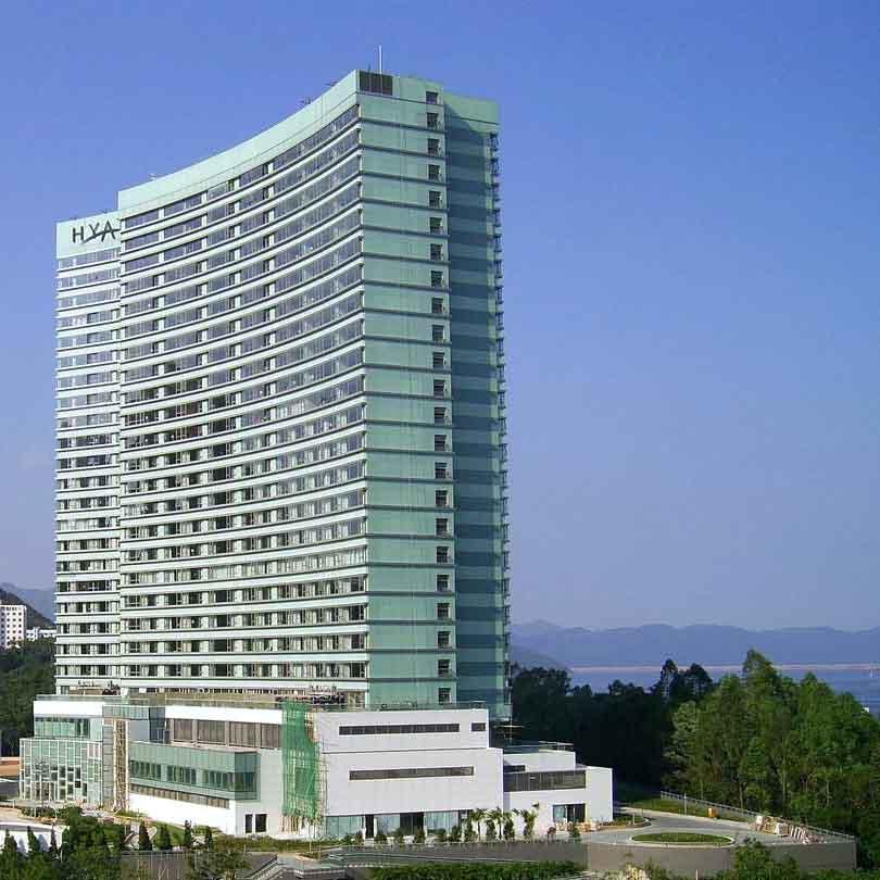 Hyatt Regency Hong Kong, Sha Tin
